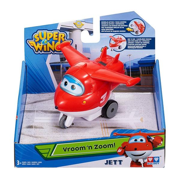 Super Wings /'Vroom N Zoom Jett/' Toy