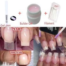 nail decoration, Nails, nailbuilder, nailextension