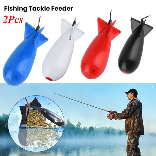 Carp Fishing Large Rockets Spod Bomb Fishing Tackle Feeders Pellet Rocket Feeder