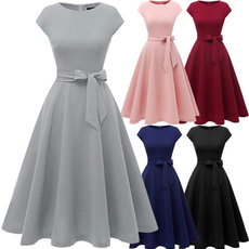 Swing dress, dressesforwomen, Cocktail, Vintage