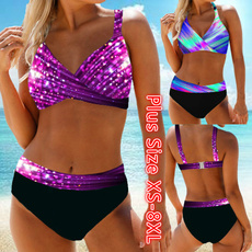 Bikinis Set, Womens Swimsuit, plus size bikinis, Bikini swimwear