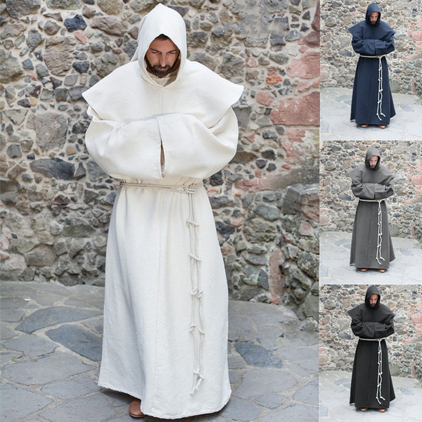Fashion, sorcerercostume, Medieval, Cosplay Costume