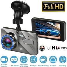 720P/1080P Full HD Screen Car Camera G-sensor Motion