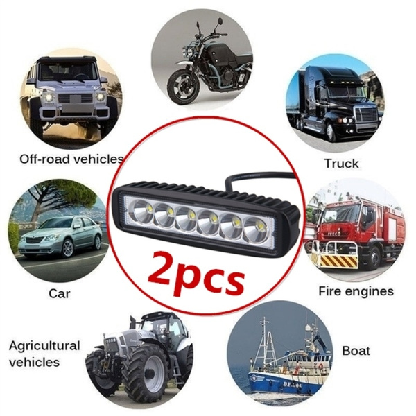 Groovy Automotive Outdoor Work Light Low Power Strip Led Light Low Beam Motorcycle Off Road Vehicle Truck Ship General Purpose Lighting Home Remodeling Inspirations Basidirectenergyitoicom