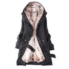 Women's Outerwear, Fashion, Winter, Long Coat
