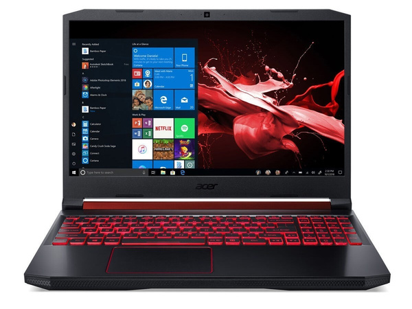 "Factory Recertified Acer Laptop With A 15.6"" Screen, Intel I5 Core 2.40 G Hz Processor, 8 Gb Ram, 256 Gb Ssd And Windows 10 Home by Wish"