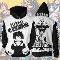Couple Hoodies, 3D hoodies, autumnhoodie, myheroacademia