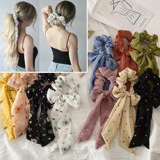hairrope, Fashion, flowerhairband, chiffon