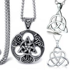 viking, Steel, Celtic, men necktie