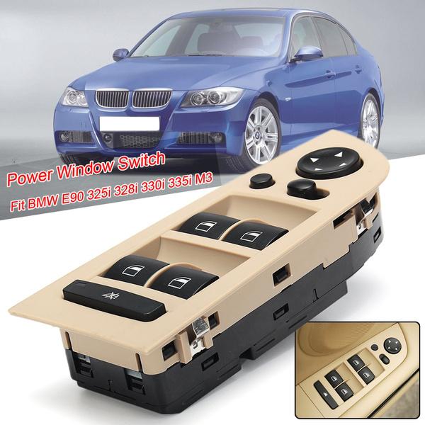 Front Left Master Power Window Switch Control For BMW E90 325i 328i 330i 335i M3