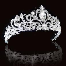 Wedding & Formal Occasion, Bridal, hairtiara, tiarasheadband