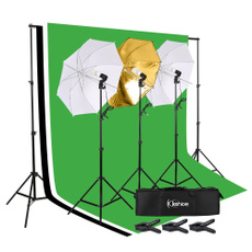 Umbrella, photographyset, Portrait, lights