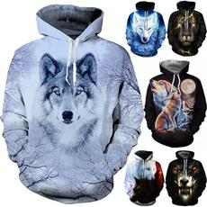 Funny, Fashion, pullover hoodie, 3d sweatshirt