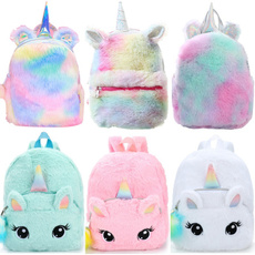 cute, School, Plush, rucksack
