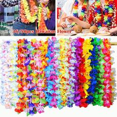 Wedding, Flowers, Hawaiian, Garland