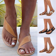 Summer, Plus Size, beachwomenshoe, Women's Fashion
