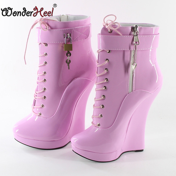 Wonderheel Womens Platform Boots