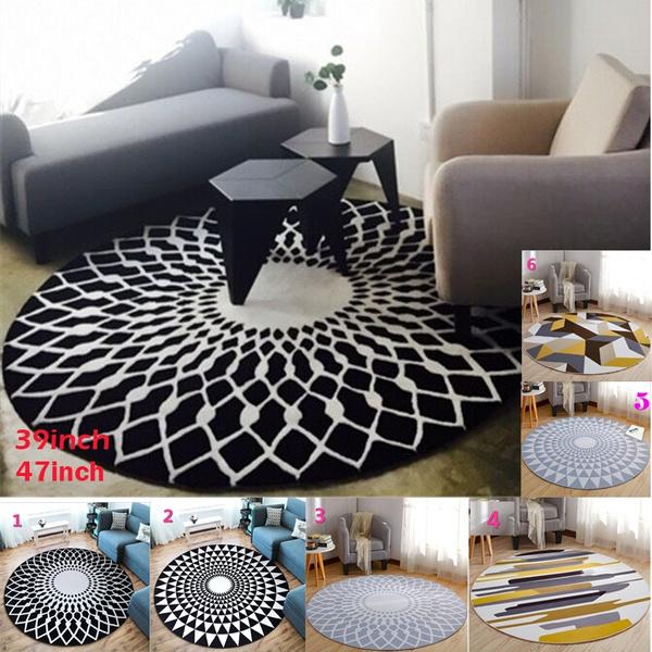 Carpet Living Room Bedroom Coffee Table
