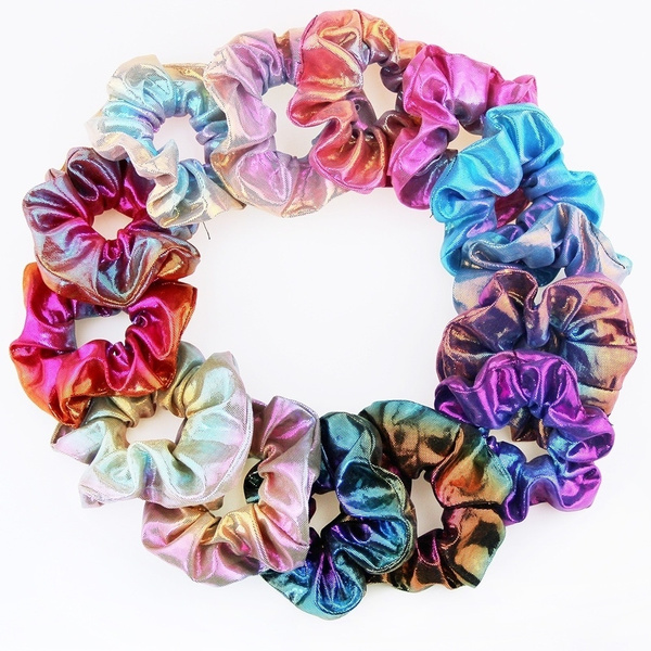 Rope, scrunchie, Colorful, Elastic