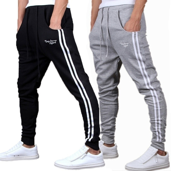 Fashion, Casual pants, pants, slim