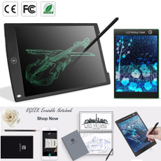 Graphic, Colorful, Tablets, notepad