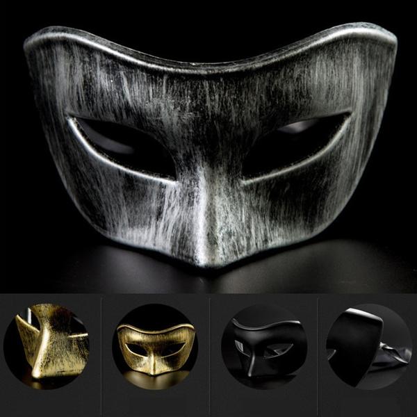 Masquerade Mask for Men and Women Christmas Masquerade Party half face Eye Mask