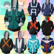 myheroacademia, 3D hoodies, Anime & Manga, Fashion
