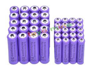 Flashlight, aa, Toy, rechargeablecell