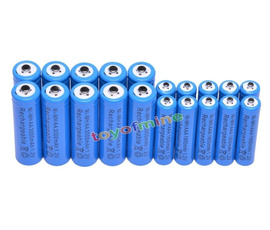 Flashlight, Cell, Toy, Battery