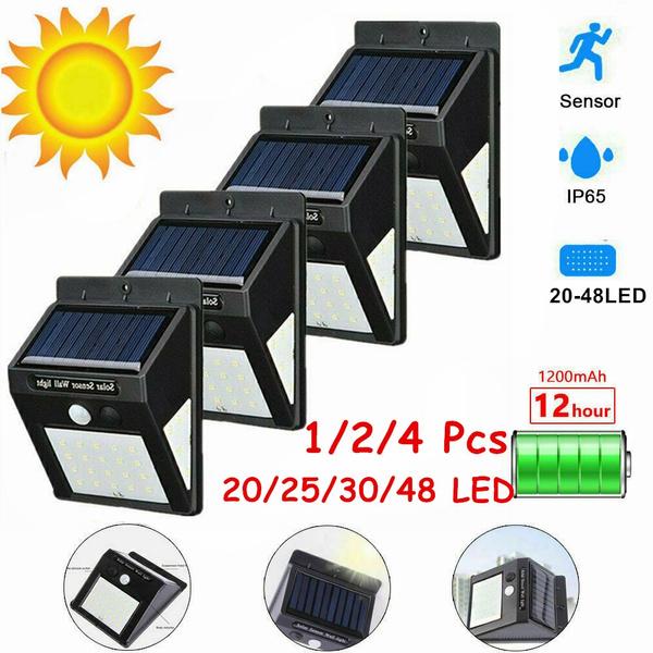 motionsensor, walllight, Outdoor, led