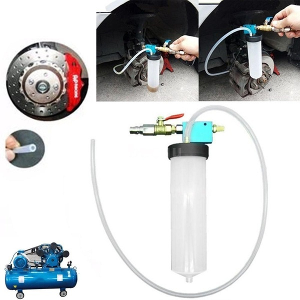 Auto Brake Oil Change Kettle Car Fluid Oil Replacement Tool Hydraulic W1D8