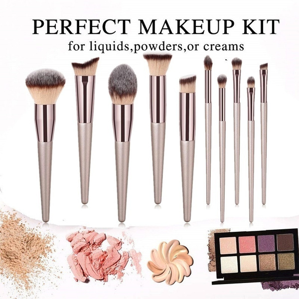 Large Soft Loose Powder Brush Setting Powder Blush Makeup Beauty Tool