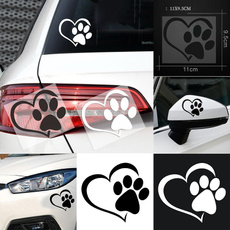 Heart, Love, Car Sticker, Stickers