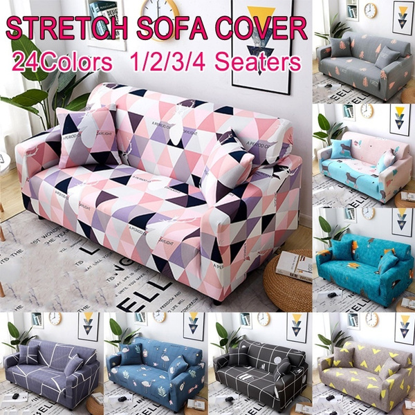 Home Decor, sofacover3seater, couchcover, Elastic