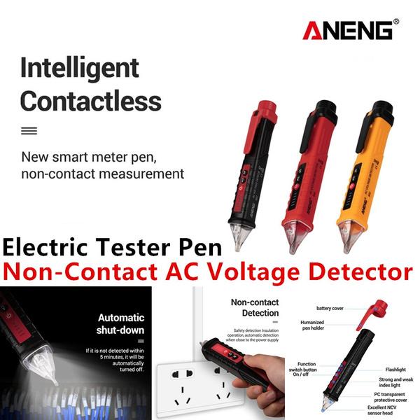 pencil, electricitydetector, voltagetesterpen, Electric