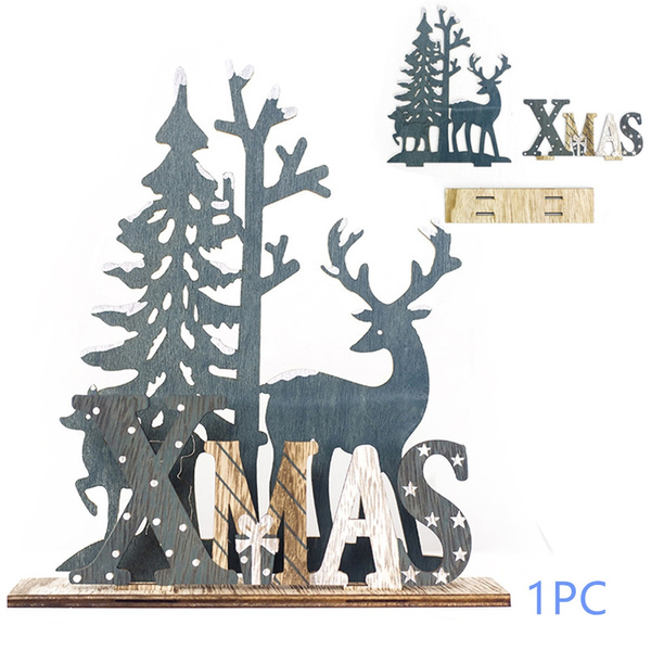 elk, Decor, Christmas, Gifts