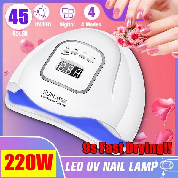 lednaillamp, led, Beauty, nail drill machine