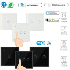 voicecontrollightswitch, wifilightswitch, Google, Remote Controls