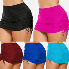 Mini, Plus Size, Summer, Dress