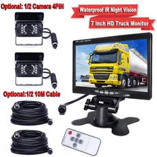 rv, backupcamera, Vans, Monitors
