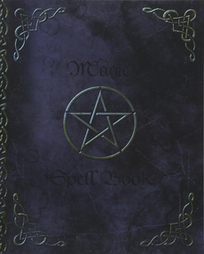 magicspellbook, witchery, magicstudie, Notebook