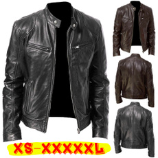 Stand Collar, bikerjacket, Fashion, fashion jacket