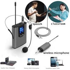 Mini, Microphone, lapel, Headset