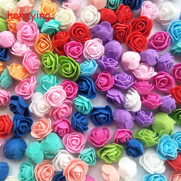 party, Head, Flowers, Mini