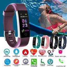 Heart, Sport, Wristbands, Waterproof