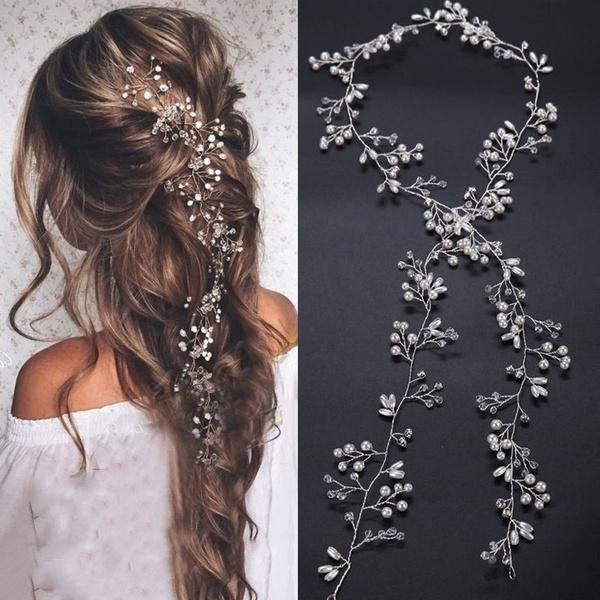 hair, diamantes, Jewelry, Crystal Jewelry