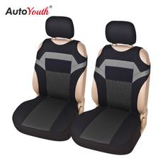Comodo UNIVERSALE AUTO FURGONE SEAT COVER NERO salute massaggio PROTEZIONE A CUSCINO