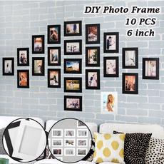 Photo Frame, diyphotoframe, wallmountedphotoframe, paperphotoframe