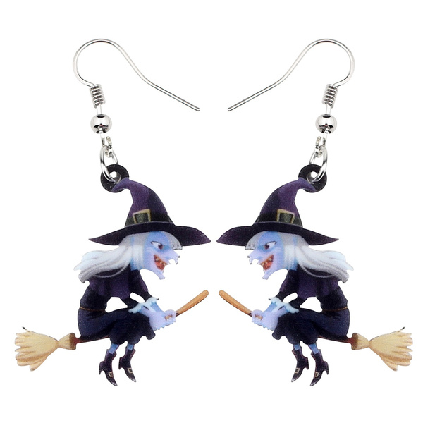 witchjewelry, witchbroomstick, Witch, Jewelry