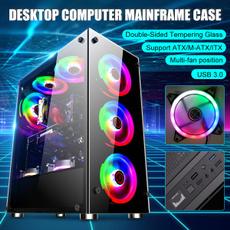 case, ledpccase, Computers, usb